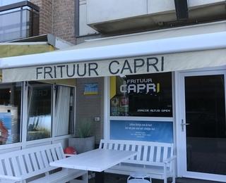 Gevel Frituur Capri
