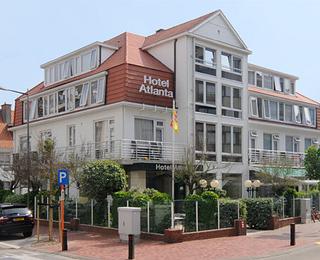 Gebäude Hotel Atlanta