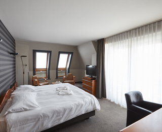 chambre Hotel Binnenhof