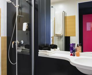 bathroom Ibis budget Knokke