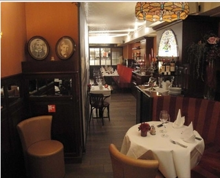 Brasserie Lipp - interieur