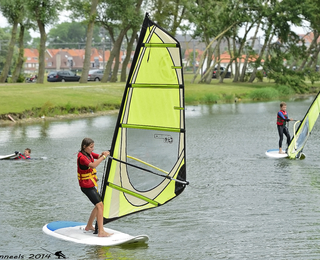 Windsurfen Lakeside Paradise