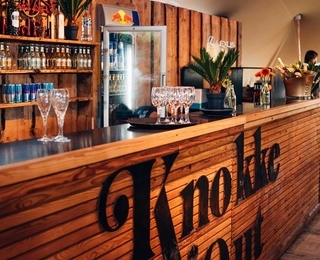 Knokke-Out bar