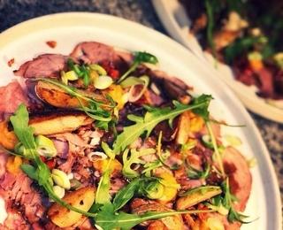 L'Abbiocco dish