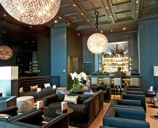 lobby Hotel La Réserve