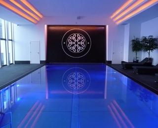 piscine Hotel La Réserve