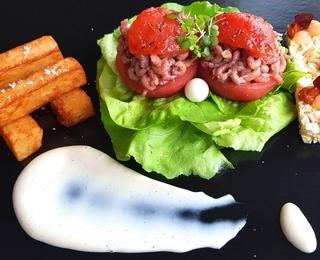 La Terrasse Du Zoute dish