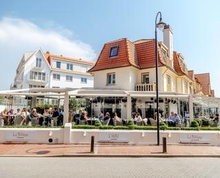 La Terrasse Du Zoute terrace