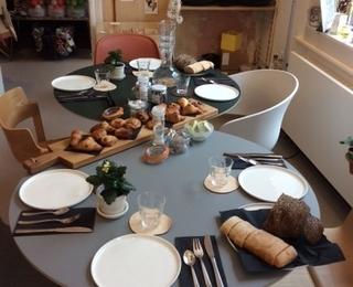 Le MuZée de L'AmuZette tafel