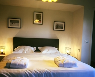 chambre Villa Les Champs de Knokke