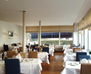 Frühstücksraum Hotel Lido