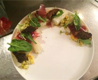 Luxo dish