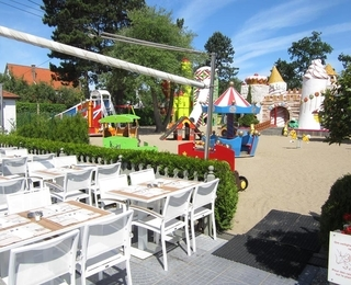 Marie Siska terrasse