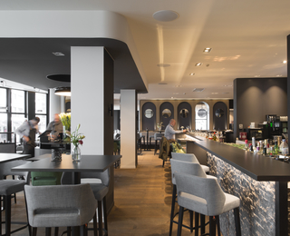 Bar Hotel The Memlinc