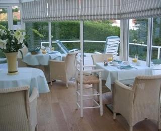 restaurant Hotel Monterey