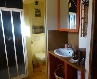 salle de bains B&B Charlatan