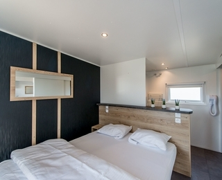 interieur bungalow Holiday Village Knokke