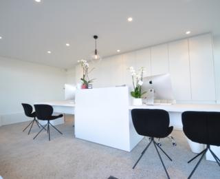 interieur Knokke Homes