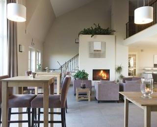 living room Hotel Huyshoeve