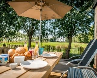terrace Holiday Village Knokke