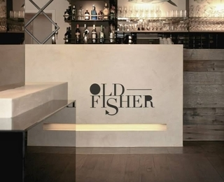 Old Fisher interieur