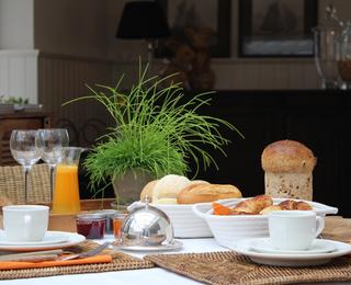ontbijt Le Petit Chopin