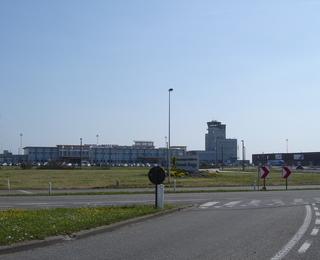 Oostende Gebäude