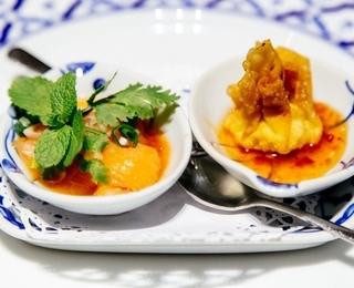Orchidee Thai dish