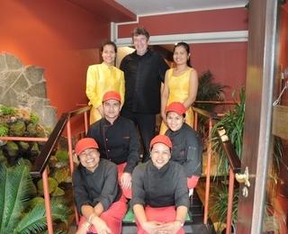 Orchidee Thai team