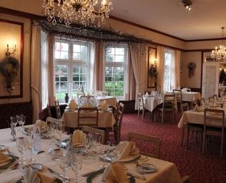 restaurant Hotel Pavillon du Zoute