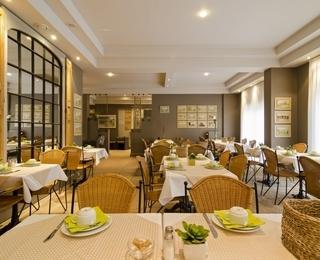 restaurant Hotel Prins Boudewijn