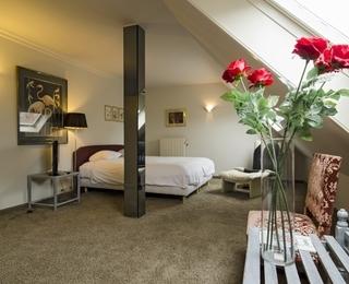 chambre Hotel Prins Boudewijn