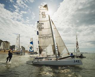 RBSC Duinbergen segeln