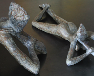 Jones Gallery Knokke Statue