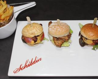 Schildia dish