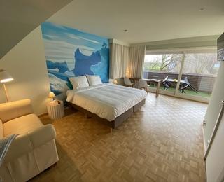 slaapkamer Puffins Bed & Travel