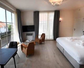 room b&b Binnenhof