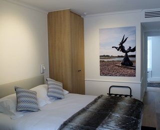 slaapkamer Marie Siska Boutique Hotel