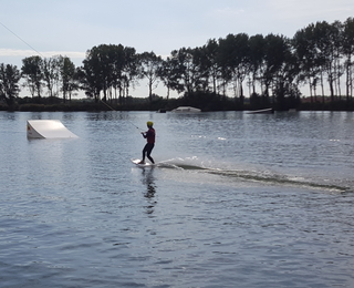 Sport Lakeside Paradise