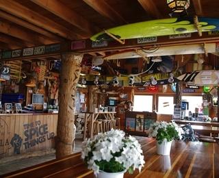 Surfers Paradise Interieur