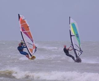 Surfers Paradise Windsurfen