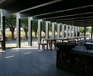 The Shelter Innenraum