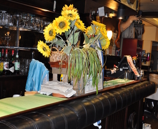 The Stork bar