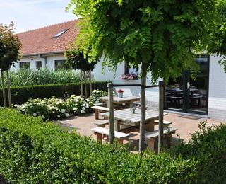 jardin B&B Knotwilgenhoeve