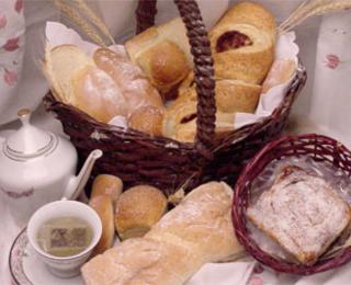 petit déjeuner Villa Boreas