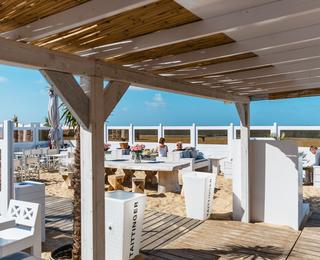 Vintage Beach Club Knokke Terras