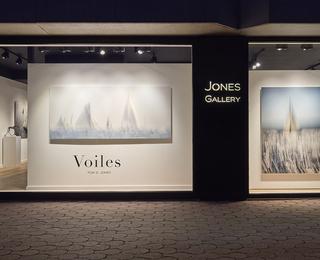 Jones Gallery Zoute Voiles