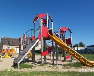 terrain de jeu Park De Vuurtoren