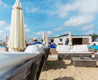Yssi's Beach Bar en terras