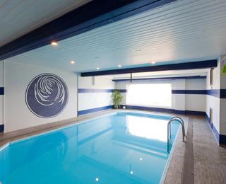 swimming pool Hotel Ter Zaele